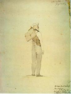 Friedrich w Karkonoszach
