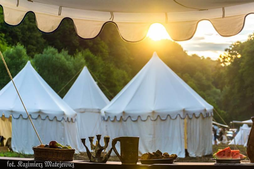 obóz średniowieczny