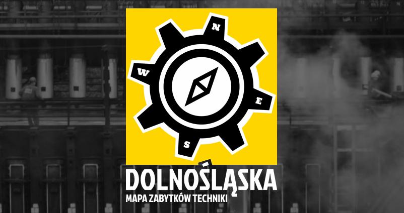 Dolnośląska mapa zabytków techniki