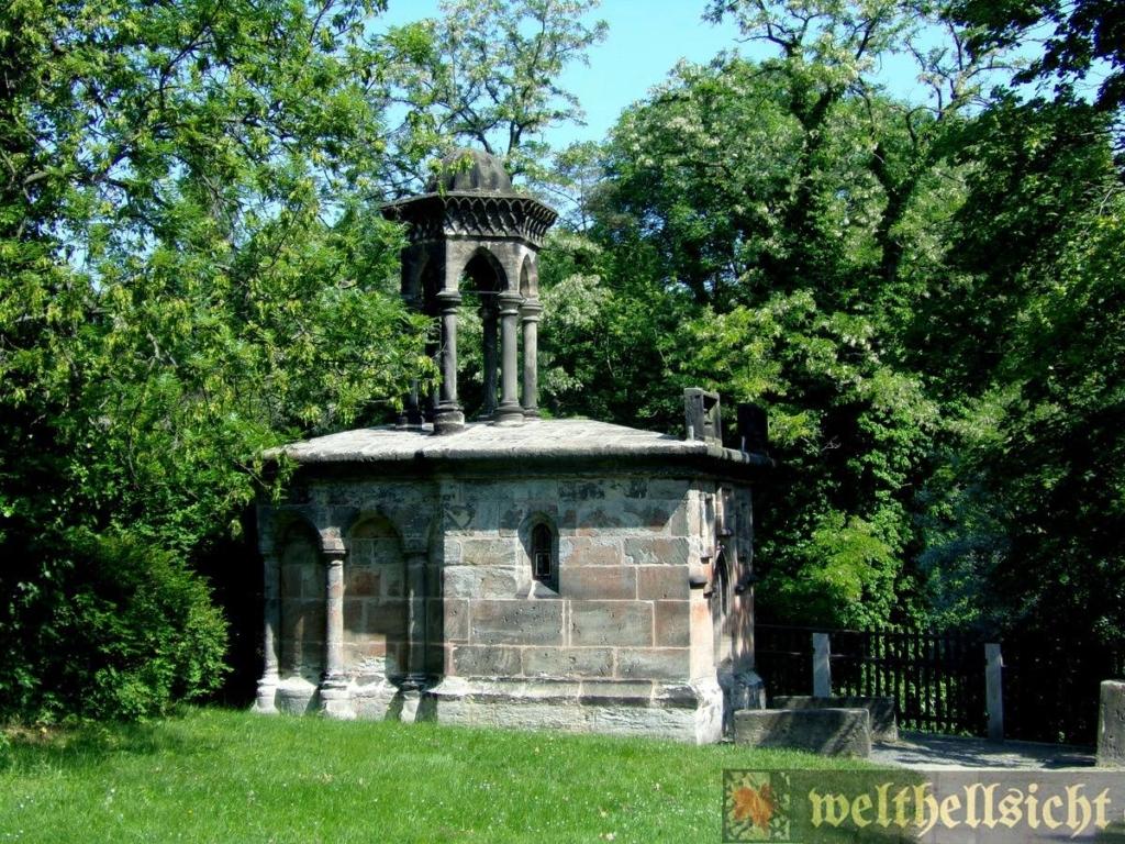 święty grób w goerlitz