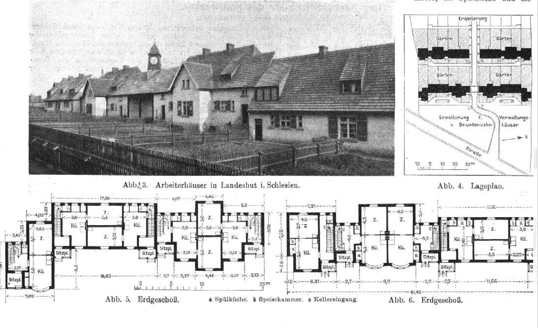 Domki tkaczy w chełmsku